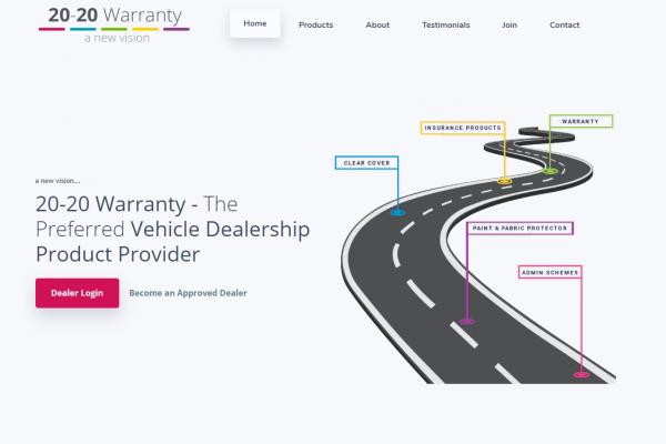 20-20 Warranty