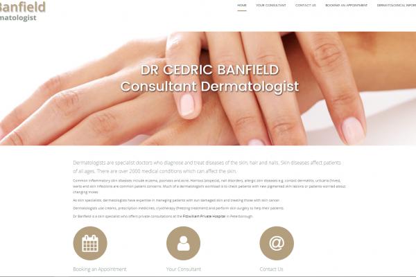Cedric Banfield – Consultant Dermatologist