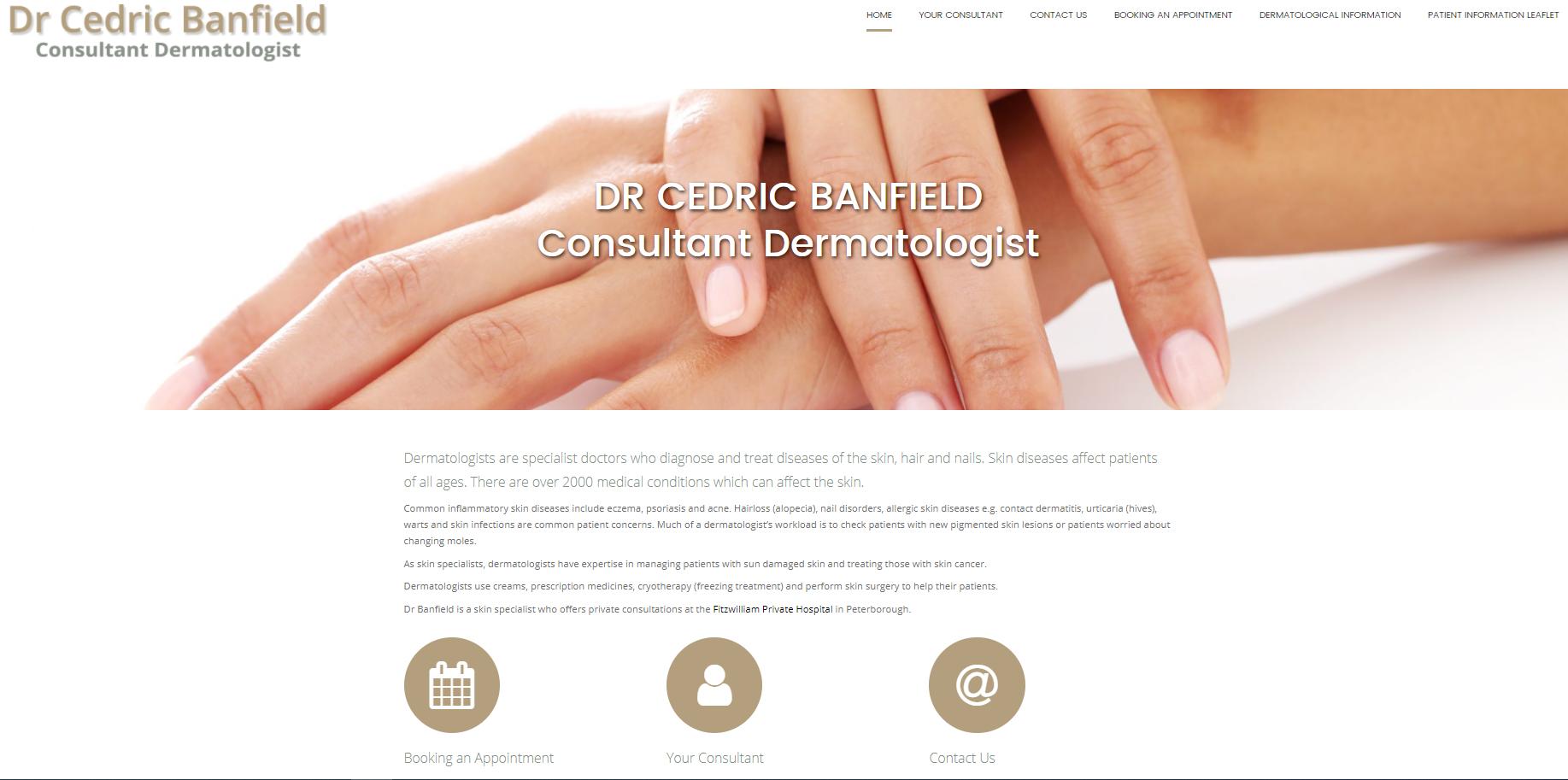 https://w2m.co.uk/project/cedric-banfield-consultant-dermatologist/